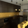 Puudutades avanevate süsteemidega köök
