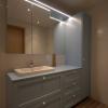 Värviline vannitoamööbel